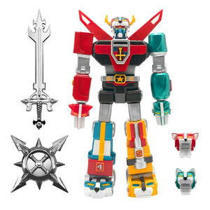 "Voltron Defender of the Universe Ultimates Toy Deco 7"" Action Figure"