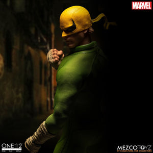 Marvel Mezco Iron Fist One:12 Collective Action Figure