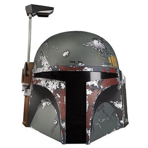 Star Wars The Black Series Boba Fett Helmet IN STOCK