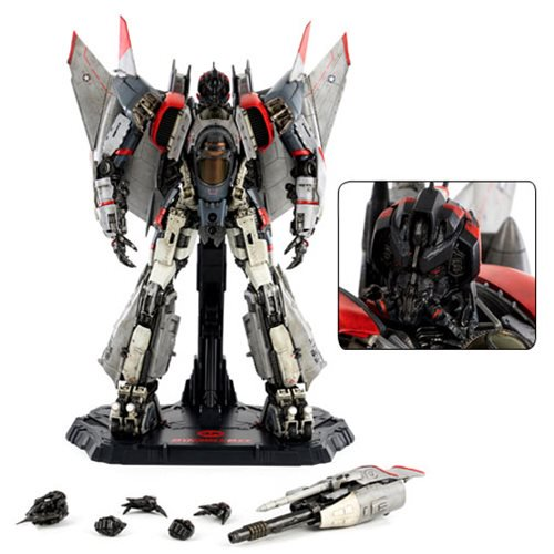 Transformers Bumblebee Movie Blitzwing Deluxe Scale Action Figure In Stock