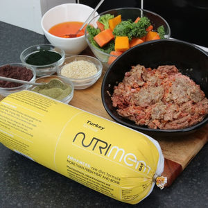 Nutriment Turkey Chubb 1.4kg