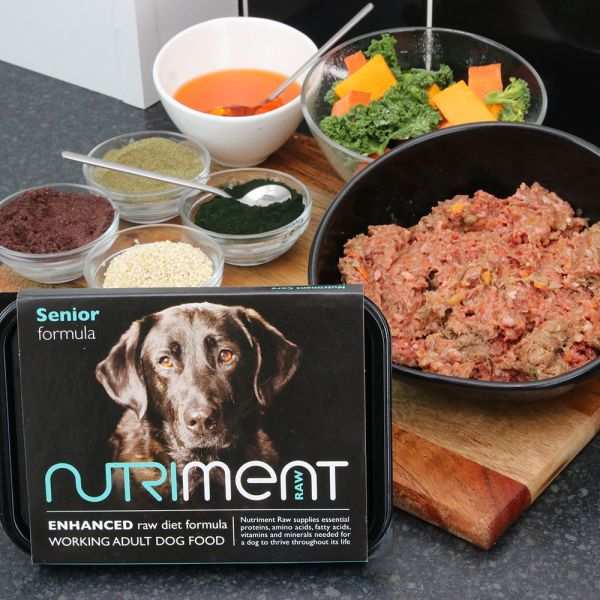 Nutriment Senior Formula Adult Dog 500g