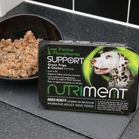 Nutriment Low Purine & Phosphorus Formula Adult Dog 500g