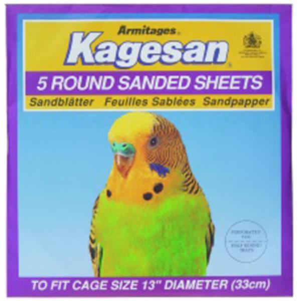 Kagesan Round Sand Sheets Purple 33cm