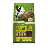 Burgess Excel Rabbit Adult With Mint