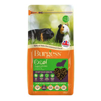 Burgess Excel Adult Guinea Pig With Mint