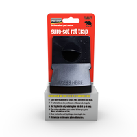 Pest-Stop Sure-Set Rat Trap