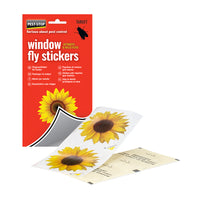 Pest Stop Window Fly Stickers 4 Pack
