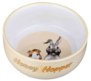 Honey & Hopper Ceramic Bowl 250ml / ø11cm