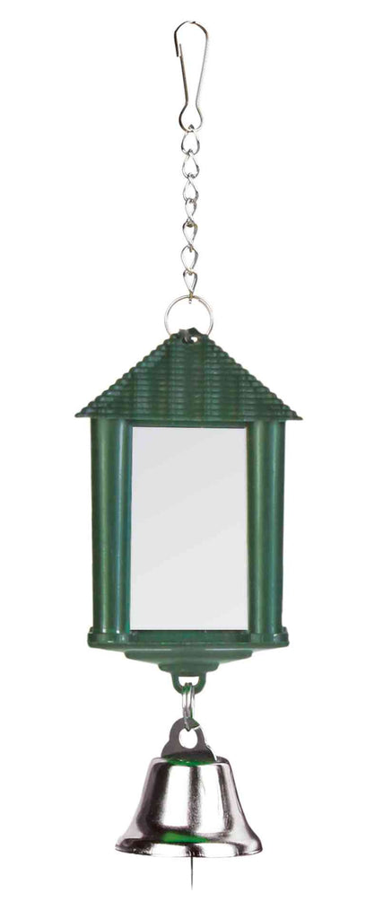 Trixie Lantern Mirror With Bell & Chain 6cm