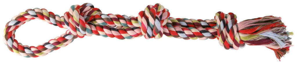 Trixie Denta Fun Playing Rope, Double 60cm, 500g