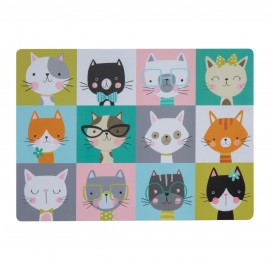 Mason & Cash Pawtrait Cat Placemat