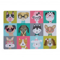 Mason & Cash Pawtrait Dog Placemat