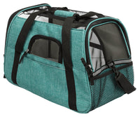 Trixie Madison Small Dog Puppy Carrier 25 × 29 × 44 Cm, Green