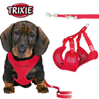Trixie Puppy Super Soft Harness Starter With Lead