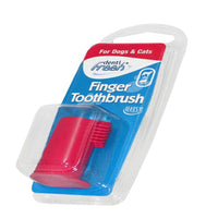 Hatchwells Finger Toothbrush Single