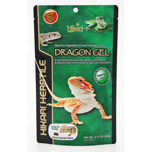 Hikari Herptile Bearded Dragon Gel 60g