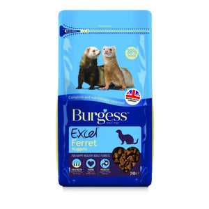 Burgess Excel Ferret Complete Food 2kg
