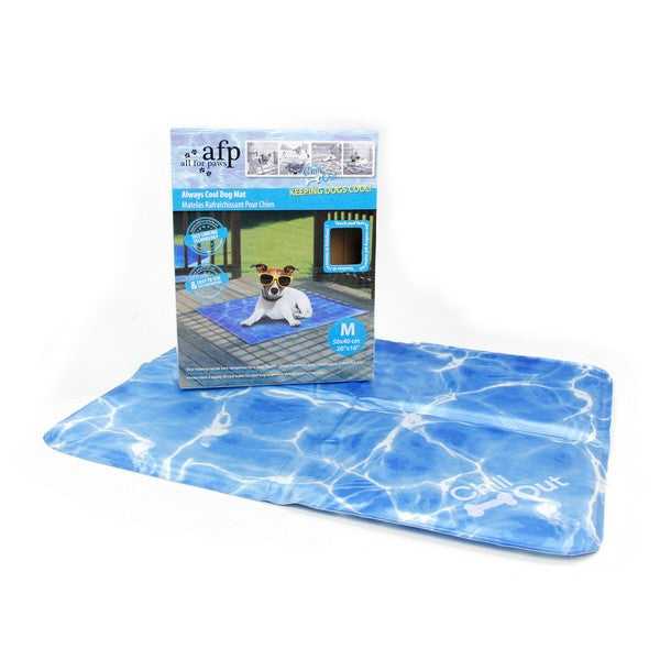 AFP Chill Out Always Cool Dog Mat