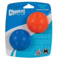 Chuckit Strato Ball Medium (2pk) 6.5cm