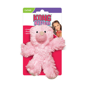 Kong Catnip Kitten Teddy Bear
