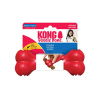 Kong Red Rubber Goodie Bone