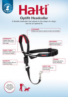 CoA Halti OptiFit Headcollar