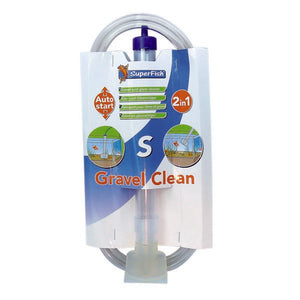 SuperFish Aqua Maintenance Gravel Cleaner Small