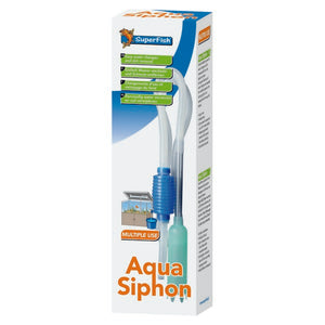 SuperFish Aqua Maintenance Aqua Siphon
