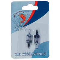 SuperFish Aqua Aeration Air Non Return Valve 2 Pcs
