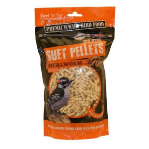 Suet To Go Pellets Mealworm 550g