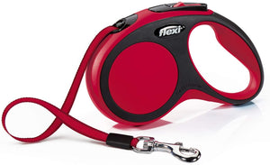 Flexi Comfort XSmall Red Tape 3m