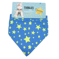 Toggles Twinkles Colour Changing LED Bandana Medium/large