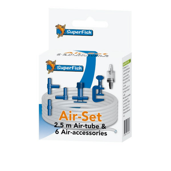 SuperFish Aqua Aeration Air-Set