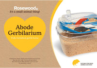Rosewood Options Small Animal Abode Gerbilarium