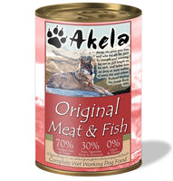 Akela Original Meat & Fish Dog Can 400g