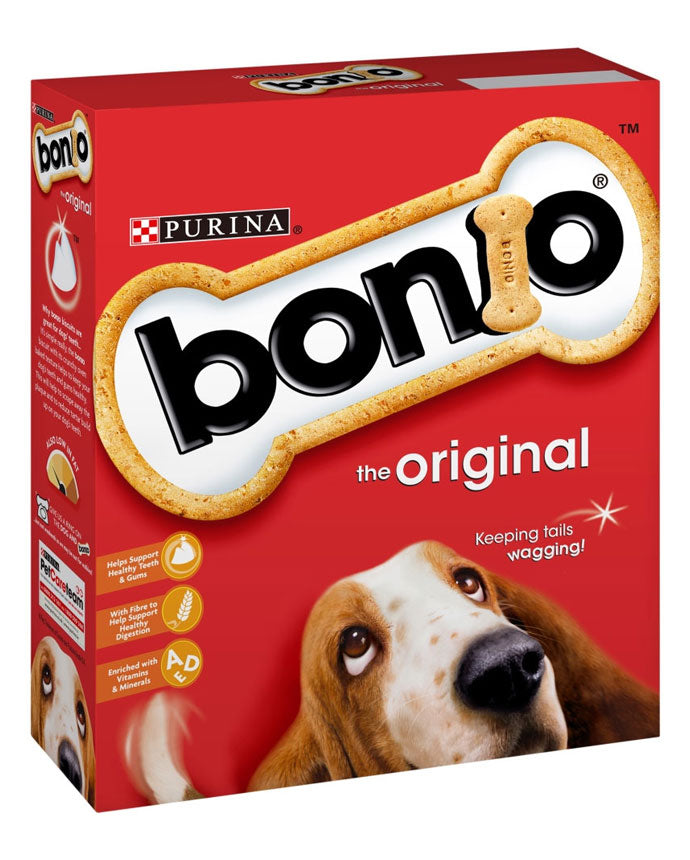 Bonio Dog Biscuit The Original 325g
