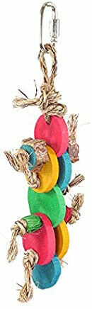 Boredom Breaker Bamboozlers Linx Parrot Toy