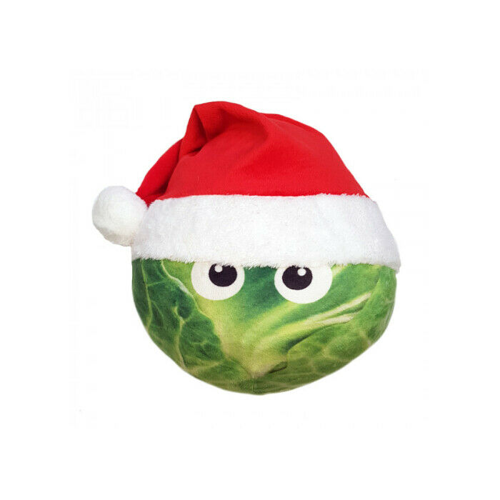 Ancol Mini Sprout O Claus Christmas Dog Toy
