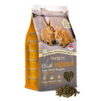 Burgess Excel Indoor Rabbit Nuggets Complete Food 1.5kg