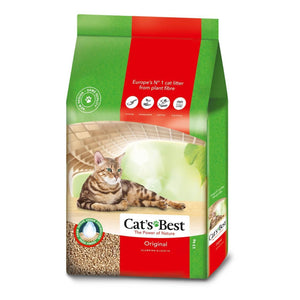Cat's Best Original Clumping Litter 30L