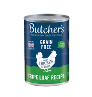 Butchers With Chicken & Tripe Loaf Can Grain Free 400g