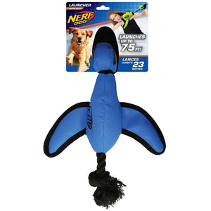 Nerf Dog Trackshot Duck Launcher Toy