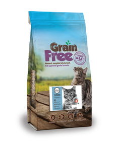 HPS Adult Cat Turkey Grain Free 2kg