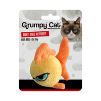 Grumpy Cat Goldfish Ball 7cm