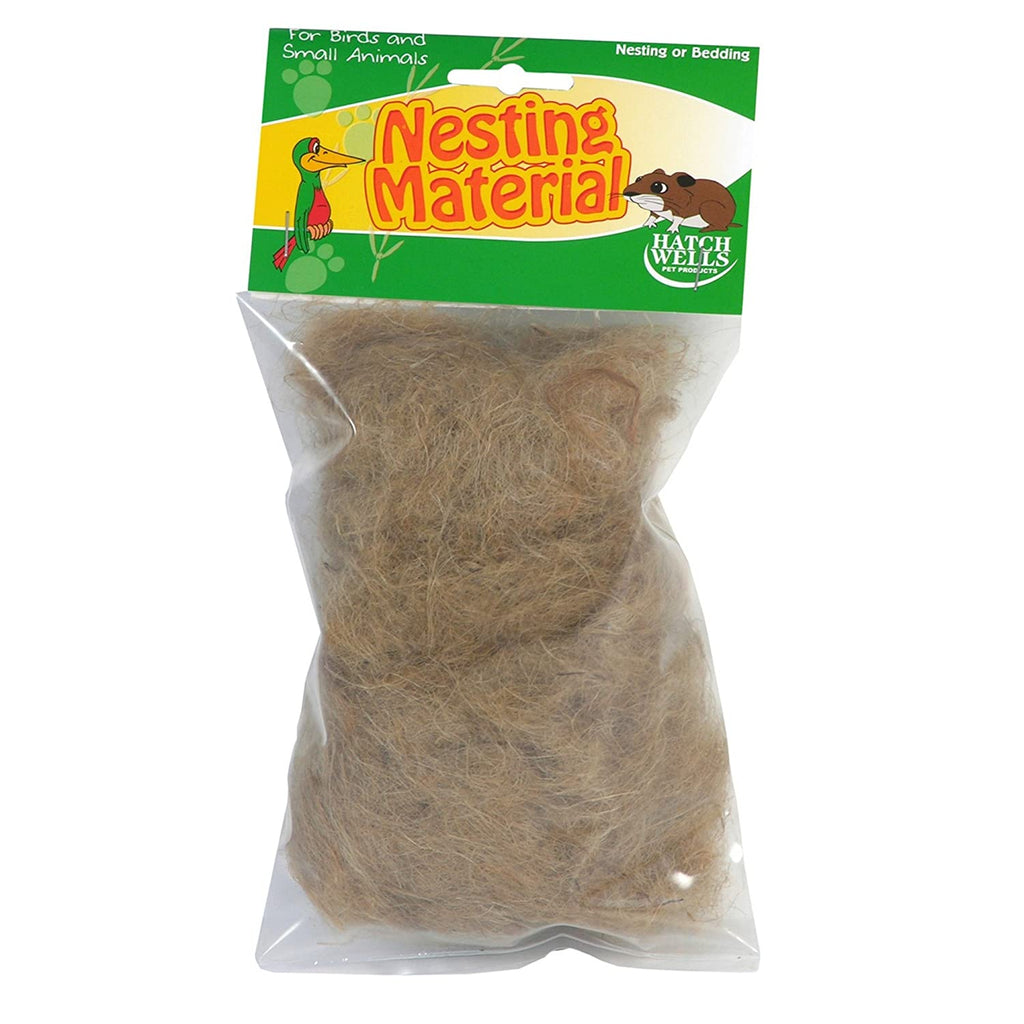 Hatchwells Nesting Material For Birds And Small Animals 50g