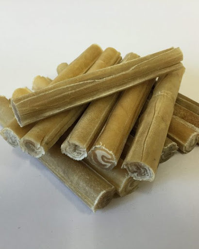 "Riverside 5"" Rawhide Pressed Cigar Bulk 50 Pack"
