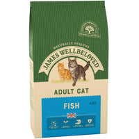 James Wellbeloved Cat Fish And Rice Adult 1.5 Kg