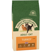 James Wellbeloved Cat Adult Turkey And Rice 1.5kg