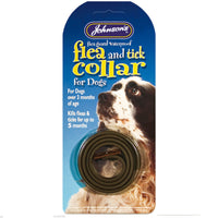 Johnsons Flea and Tick Collar for Dogs (1 Collar)